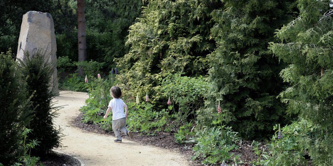 Kew Children's Garden London